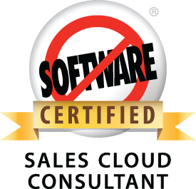 Salesforce.com Certified Sales Cloud Consultant
