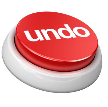 How to recover data (undelete / undo) in Salesforce?